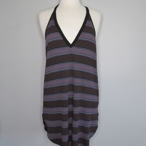 WE THE FREE Relaxed Boho Striped Racerback Dress
